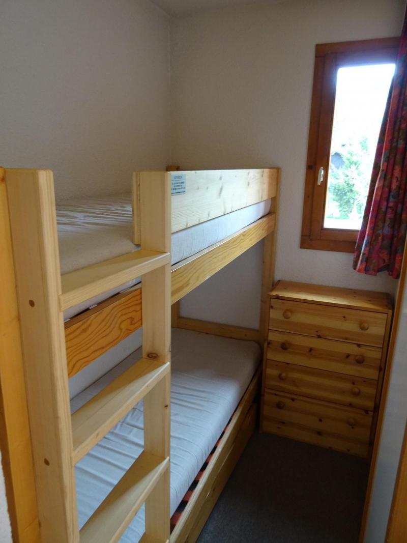 Location au ski Studio cabine 3 personnes (617) - Résidence Michailles - Peisey-Vallandry - Lits superposés