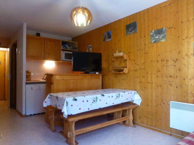 Rent in ski resort 2 room apartment sleeping corner 6 people (4403) - Résidence Neige et Soleil D - Peisey-Vallandry - Kitchenette