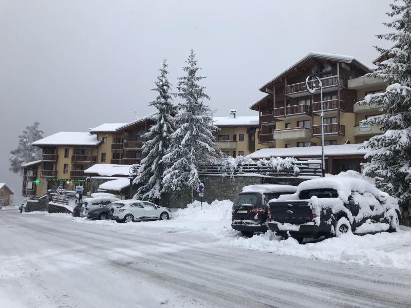Rent in ski resort Résidence Neige et Soleil D - Peisey-Vallandry