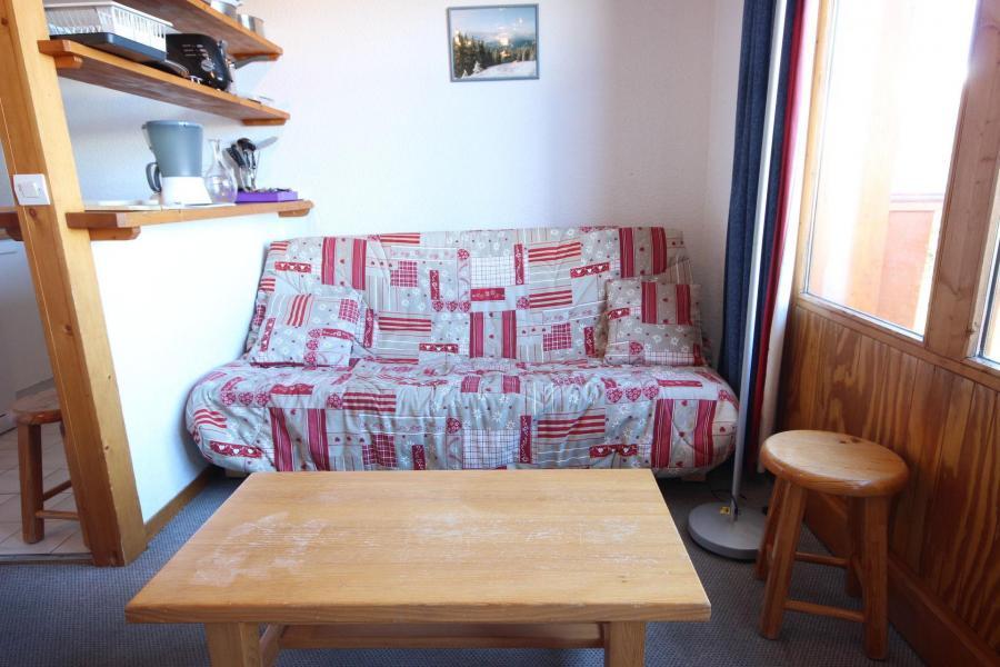 Location au ski Appartement 2 pièces coin montagne 7 personnes - Résidence Petite Ourse A - Peisey-Vallandry - Séjour