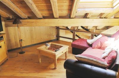 Location au ski Chalet triplex 9 pièces 14 personnes - Chalet Balcon Du Paradis - Peisey-Vallandry - Séjour