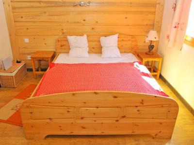 Location au ski Chalet Balcon du Paradis - Peisey-Vallandry - Chambre