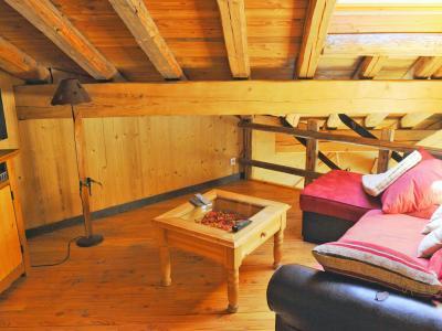Location au ski Chalet Balcon du Paradis - Peisey-Vallandry - Mezzanine