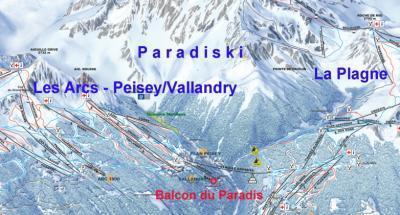 Location au ski Chalet triplex 9 pièces 14 personnes - Chalet Balcon Du Paradis - Peisey-Vallandry - Intérieur