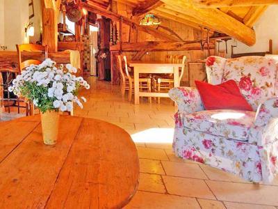 Location au ski Chalet Coeur du Paradis - Peisey-Vallandry - Table