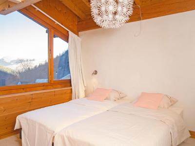 Rent in ski resort Chalet d'Alfred - Peisey-Vallandry - Bedroom