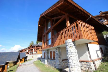 Location au ski Chalet De Bellecote - Peisey-Vallandry