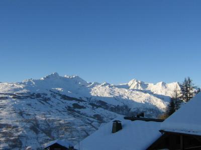 Location au ski Chalet De Bellecote - Peisey-Vallandry - Extérieur hiver