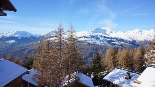 Location au ski Chalet De Vallandry - Peisey-Vallandry