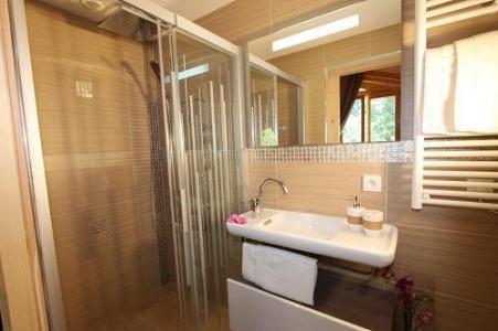 Location au ski Chalet Des Domaines De La Vanoise - Peisey-Vallandry - Salle de bains
