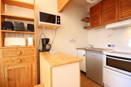 Location au ski Appartement 2 pièces cabine 6 personnes (14) - Chalet Emmanuelle Ii - Peisey-Vallandry - Cuisine
