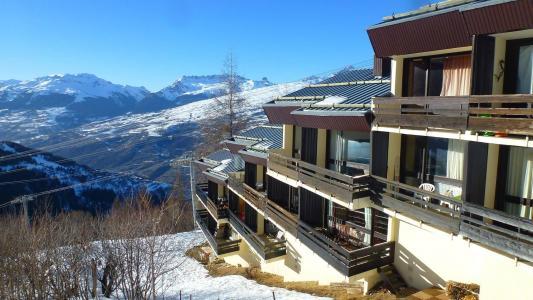 Location au ski Chalet Emmanuelle Ii - Peisey-Vallandry - Extérieur hiver