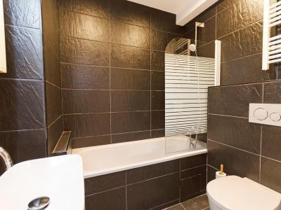 Rent in ski resort Chalet Esprit du Paradis - Peisey-Vallandry - Bathroom