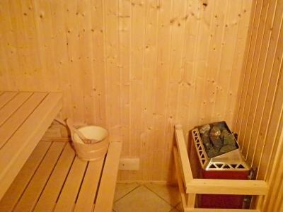 Rent in ski resort Chalet Esprit du Paradis - Peisey-Vallandry - Sauna