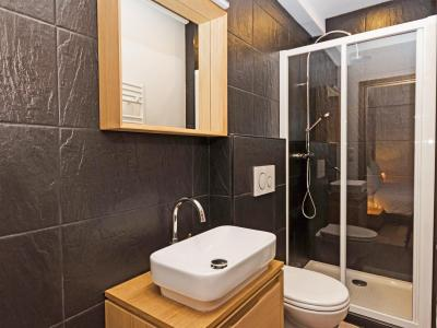 Rent in ski resort Chalet Esprit du Paradis - Peisey-Vallandry - Shower room