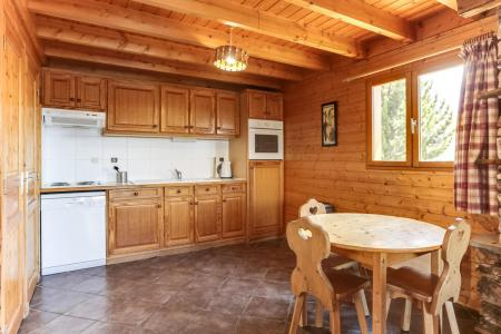 Location au ski Chalet 6 pièces 10 personnes - Chalet Forsythia - Peisey-Vallandry - Appartement