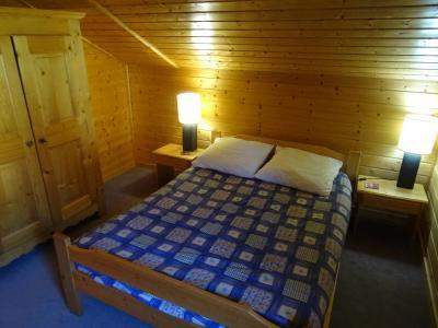 Location au ski Chalet 6 pièces 10 personnes - Chalet Forsythia - Peisey-Vallandry - Chambre
