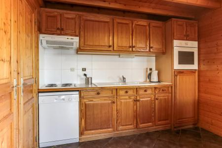 Location au ski Chalet 6 pièces 10 personnes - Chalet Forsythia - Peisey-Vallandry - Cuisine