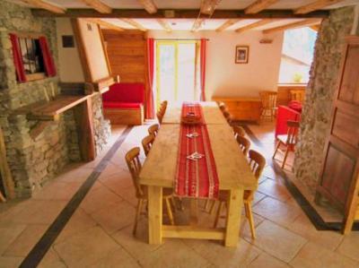 Location au ski Chalet duplex 9 pièces 15 personnes - Chalet Honore - Peisey-Vallandry - Séjour