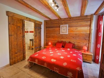 Location au ski Chalet Honoré - Peisey-Vallandry - Chambre