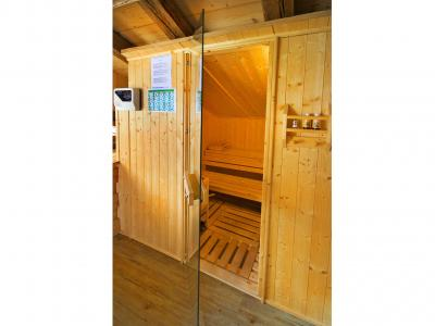 Location au ski Chalet Honoré - Peisey-Vallandry - Sauna