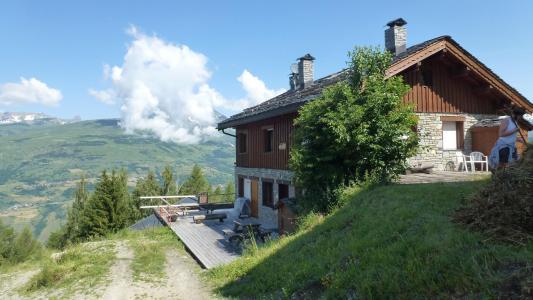 Location au ski Appartement triplex 4 pièces cabine 6 personnes (02) - Chalet Le Tyrolien - Peisey-Vallandry