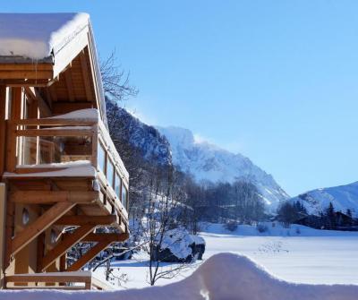 Лыжные каникулы в кругу семьи Chalet Les Amis