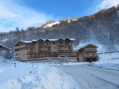Аренда на лыжном курорте Chalet Les Amis - Peisey-Vallandry - зимой под открытым небом