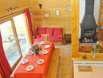 Location au ski Chalet Piccola Pietra - Peisey-Vallandry - Séjour