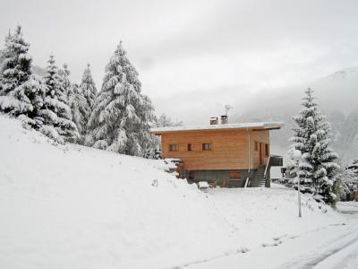Location au ski Chalet duplex 5 pièces 12 personnes - Chalet Pierra Menta - Peisey-Vallandry - Extérieur hiver