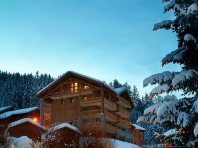 Rent in ski resort L'Orée des Cimes - Peisey-Vallandry - Winter outside
