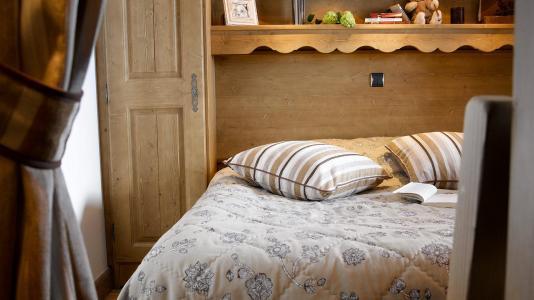 Rent in ski resort L'Orée des Cimes - Peisey-Vallandry - Bedroom