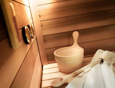 Rent in ski resort L'Orée des Cimes - Peisey-Vallandry - Sauna