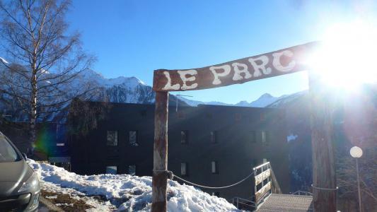 Location au ski La Résidence le Parc - Peisey-Vallandry - Extérieur hiver