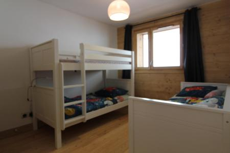 Rent in ski resort 3 room apartment 6 people (1410) - Les Granges de l'Epinette - Peisey-Vallandry - Bunk beds