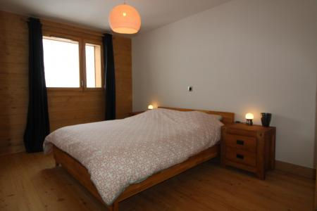 Rent in ski resort 3 room apartment 6 people (1410) - Les Granges de l'Epinette - Peisey-Vallandry - Double bed
