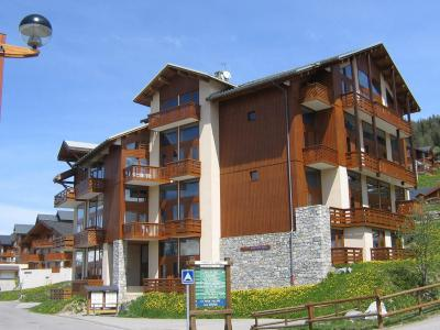 Location au ski Residence Arc En Ciel - Peisey-Vallandry