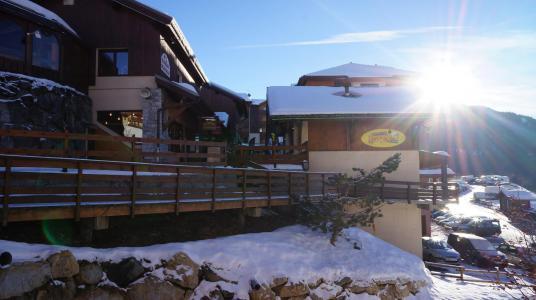 Location au ski Appartement 3 pièces 5 personnes (201) - Residence Arc En Ciel - Peisey-Vallandry
