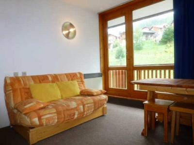 Location au ski Studio cabine 4 personnes (82) - Residence Arc En Ciel 1 Et 2 - Peisey-Vallandry
