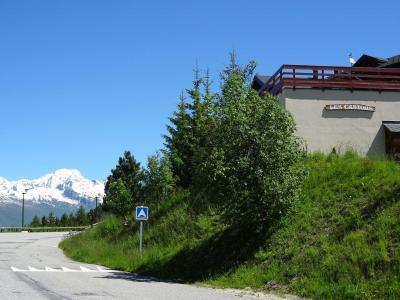 Location au ski Residence Castors - Peisey-Vallandry