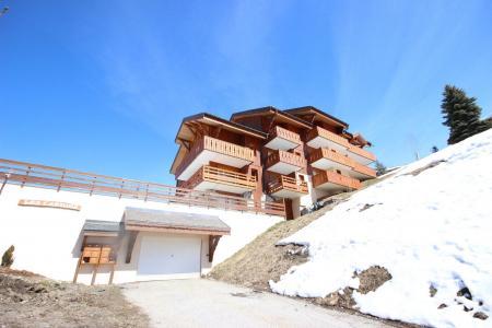 Location au ski Appartement 3 pièces 6 personnes (03) - Residence Castors - Peisey-Vallandry - Extérieur hiver