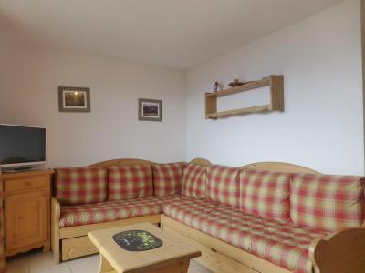 Location au ski Appartement 3 pièces cabine 6 personnes (11) - Residence Choucas - Peisey-Vallandry - Séjour