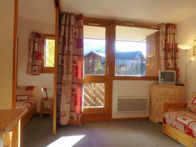 Аренда на лыжном курорте Апартаменты 2 комнат кабин 5 чел. (0226) - Résidence de l'Aigle - Peisey-Vallandry