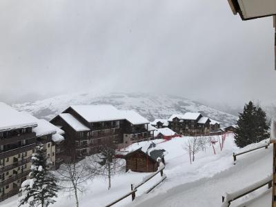 Аренда на лыжном курорте Квартира студия со спальней для 4 чел. (0213) - Résidence de l'Aigle - Peisey-Vallandry