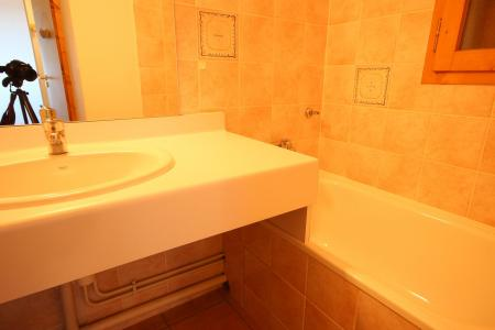 Location au ski Appartement 3 pièces 8 personnes - Résidence Edelweiss - Peisey-Vallandry - Salle de bains