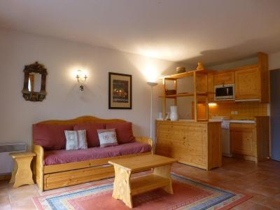 Аренда на лыжном курорте Апартаменты 3 комнат кабин 6 чел. (3304) - Résidence Epilobes - Peisey-Vallandry - Сиденье банкетка