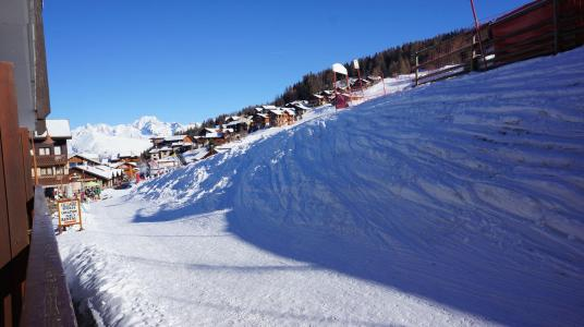 Location au ski Studio 4 personnes (24R) - Residence Grande Ourse - Peisey-Vallandry