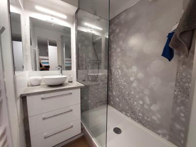 Location au ski Appartement 1 pièces 4 personnes (001) - Résidence Grande Ourse - Peisey-Vallandry - Cuisine