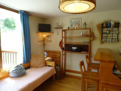 Location au ski Appartement 1 pièces 4 personnes (021R) - Résidence Grande Ourse - Peisey-Vallandry - Séjour