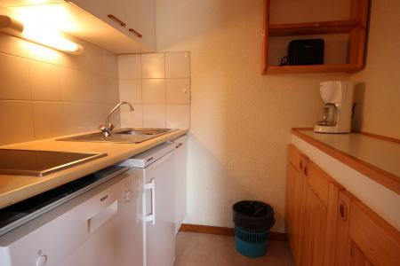 Location au ski Appartement 1 pièces 4 personnes (366) - Résidence Grande Ourse - Peisey-Vallandry - Cuisine